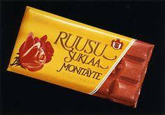 Ruusu suklaa