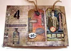 Image result for small tim holtz folio cover