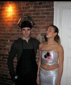 Dexter Couples Costume