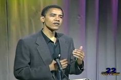 BREAKING: Newly Discovered Video of Obama from 1995 Shows Who He REALLY IS (WHOA!) - Headline Politics