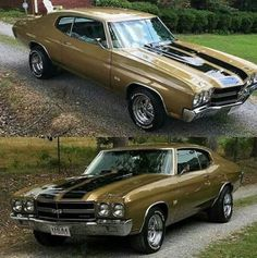 Chevelle Chevrolet, Chevy Chevelle Ss, Camaro Car, Corvette, Chevy Muscle Cars, Us Cars, Car Wheels, American Muscle Cars, Vintage Cars