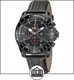 BREIL OROLOGI tw1248 Breil - Reloj , correa de piel de borrego color negro de  ✿ Relojes para hombre - (Gama media/alta) ✿