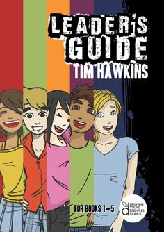This Leader's guide by Tim Hawkins covers all five books in the Growing Young Disciples series and contains essential information to help leaders get the absolute best out of kids in junior high, training them to be world-changing disciples of Christ.