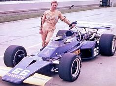 Mark Donohue or How To Drive Just About Anything To Victory