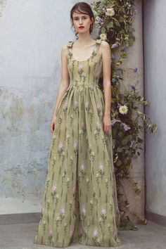 Luisa Beccaria Resort 2018 Fashion Show Collection