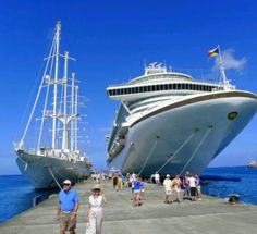 Windstar Cruises... definitely on my list...