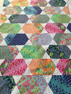 Quilting Is My Bliss: Julie Herman - Jaybrid Quilts