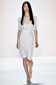 Jenny Packham Spring 2012 ready-to-wear