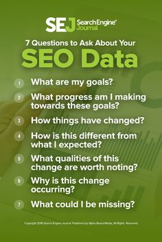 We live in a glorious age of data. But objective data alone can't give you meaningful takeaways and conclusions. Here are questions to ask of your SEO data.