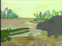 De Reuzenkrokodil (deel 1) - YouTube Verhaal van Roald Dahl, voorgelezen door Paul de Leeuw Jungle Safari, Jungle Animals, Roald Dahl, Kid Movies, Creative Crafts, Giraffe, Projects, Youtube, School