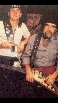 Stevie & Lonnie Mack