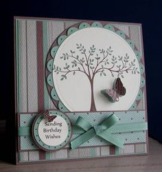 WT206 Stripes by card crazy - Cards and Paper Crafts at Splitcoaststampers