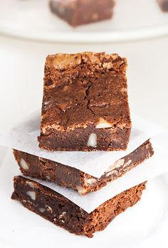 fudgy brOwnies