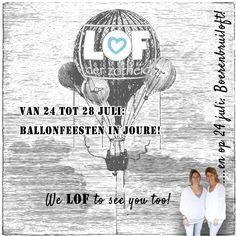Ballonfeesten en LOFderZotheid Joure - FB