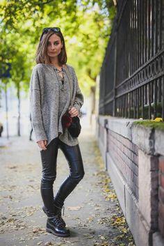 64ef9ee1adea PRIMARK jumper | H&M trousers | CATERPILLAR boots | DRIES VAN NOTEN X LINDA  FARROW sunnies | PRIMARK bag & charm.