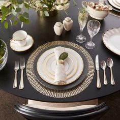 Sophisticated Urban Christmas Table - BedBathandBeyond.com