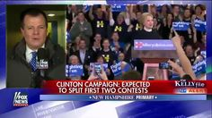 Bernie Sanders beats Hillary Clinton campaign: Expected to split first t...