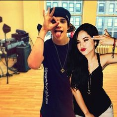 Becky G And Austin Mahone