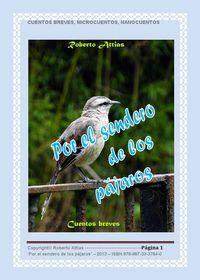 """Ediciones Roberto Attias: """"Por el sendero de los Pájaros '- libro de Microcu..."""