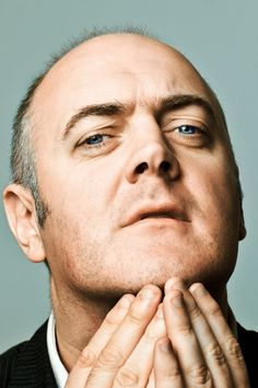 Dara O'Briain - Absolutely love this man as a stand-up comedian, not so much them bloody maths and science programmes he does
