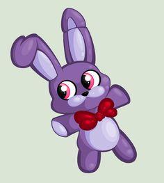 Plush Bonnie!