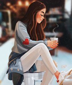 20 Character Design inspiration for your future project Girl Cartoon, Cartoon Art, Princesse Disney Swag, Chica Cool, Girly M, Girly Drawings, Illustration Mode, Digital Art Girl, Anime Art Girl