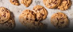 How We Made the Best Vegan Chocolate Chip Cookies