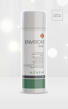 Environ is a globally recognised and loved Professional Skin Care brand that is built on science, beauty and care.