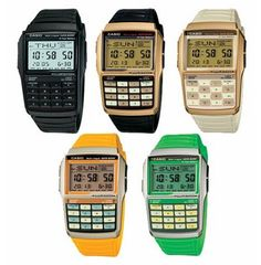 81dada9045 10 Best Calculator Watch images in 2012 | Calculator, Clocks, Casio ...