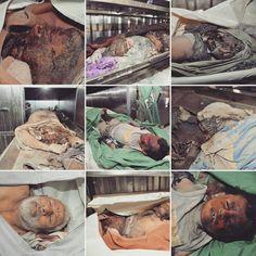#صنعاء : صور من مجزرة بيت مفرح الكوكباني  التي راح ضحيتها 21 شهيد والعديد من الجرحى من النساء والأطفال، والذي ارتكبها طيران #العدوان_السعودي بمنطقة الحصبة  صباح الأثنين 21/09/2015  #اليمن #السعودية #yemen  #اليمن_مقبرة_الغزاة #قرن_الشيطان_سينكسر