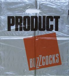 Buzzcocks - Another Music In A Different Kitchen (carrier bag)