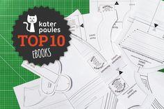Top 10 Montag! Die tollsten eBooks für Nähanfänger
