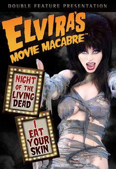 Elvira's Movie Macabre Come Home Via eOne Entertainment