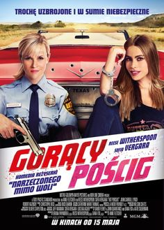 Gorący pościg / Hot Pursuit (2015) [Napisy]