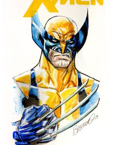 Wolverine by Brandon Peterson Marvel Art, Marvel Comics, Wolverine Comics, Comic Book Characters, Comic Books, Fictional Characters, Lady Deathstrike, Omega Red, Xmen