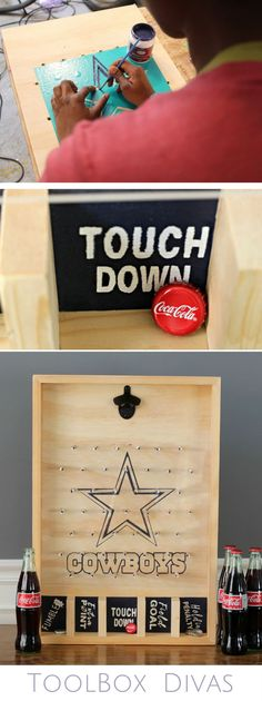 DIY Bottle Opener Ga
