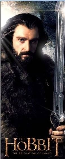 We're just short of a thousand pins here. Wow! Quite an accomplishment;) The subject does cause addiction! --------A man and his Sword - Richard Armitage / Thorin Oakenshield