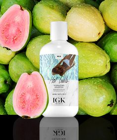 Best-Smelling Hair Product No. 4: IGK Hot Girls Hydrating Shampoo