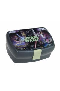 Star Wars madkasse med dit navn på?