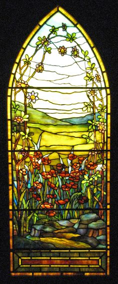 Smith Stained Glass Museum, Chicago, Illinois  -  Travel Photos by Galen R Frysinger, Sheboygan, Wisconsin