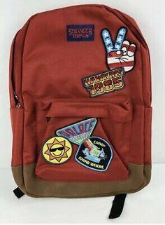 Stranger Things Season 3, Dorm Life, Jansport Backpack, Selling On Ebay, Brand New, Backpacks, Seasons, Red, Bags
