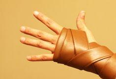 Wonder Woman Hand Wrap