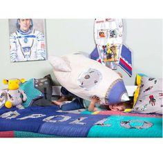 Colorique heeft een hele collectie astronauten accessoires.
