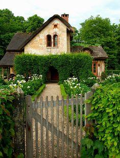 Queens Hamlet, Versailles, France.