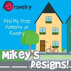 Find Mikey on Ravelry