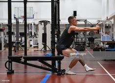 Aaron Ramsey of Arsenal during Arsenal Training Session at Singapore American School on July 2018 in Singapore. July 24, Arsenal, Singapore, Training, Seasons, Stock Photos, American, School, Sports