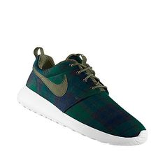 NIKEiD / Nike Roshe Run Premium PENDLETON iD