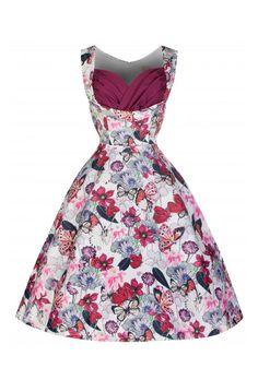 2428d48a Vintage 50 vestidos S Vintage Inspired Dresses, Dress Vintage, Vintage  Inspired Fashion, Vintage