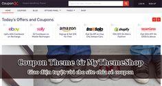 Coupon Theme từ MyThemeShop - Lựa chọn tuyệt vời cho các site chia sẻ mã giảm giá!