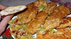 Kuřecí řízky v tom nejlepším bramborovém těstíčku jaké jste kdy měli! Hotové za 20 minut! | Vychytávkov